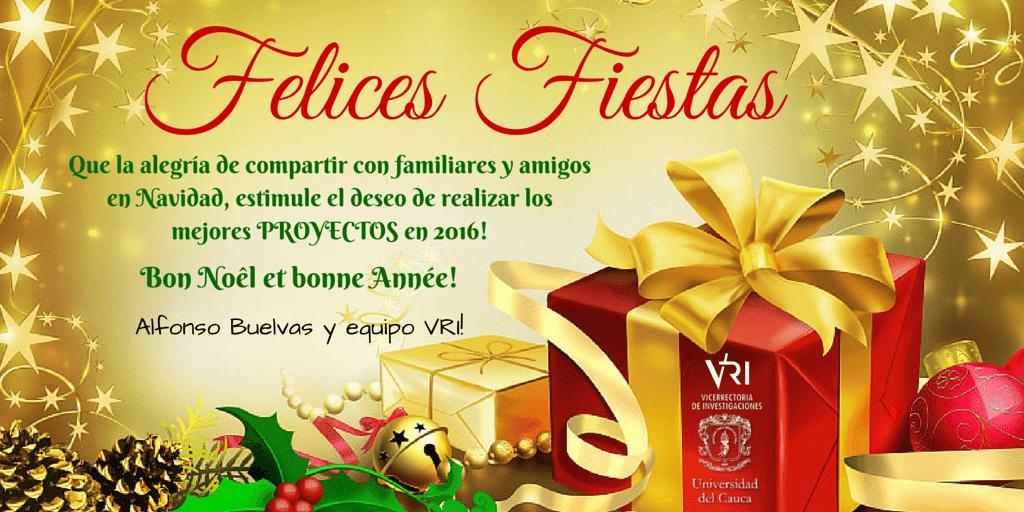 Mensaje de navidad de la vicerrector a de investigaciones - Mensajes para felicitar la navidad ...